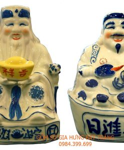 tượng thần tài thổ địa, tượng gốm sứ, tượng ông phúc lộc thọ, tượng tam đa, tượng gốm sứ, tượng phạt di lặc, tượng gốm đẹp