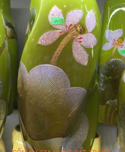 lọ hoa gốm sứ, lọ hoa vẽ sen, lọ hoa sơn mài, lọ khoa khảm trứng, lọ hoa gốm bát tràng, lọ cắm hoa, lọ hoa đẹp